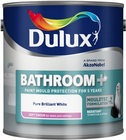 Dulux Bathroom+ Soft Sheen Pure Brilliant White 1 Litre